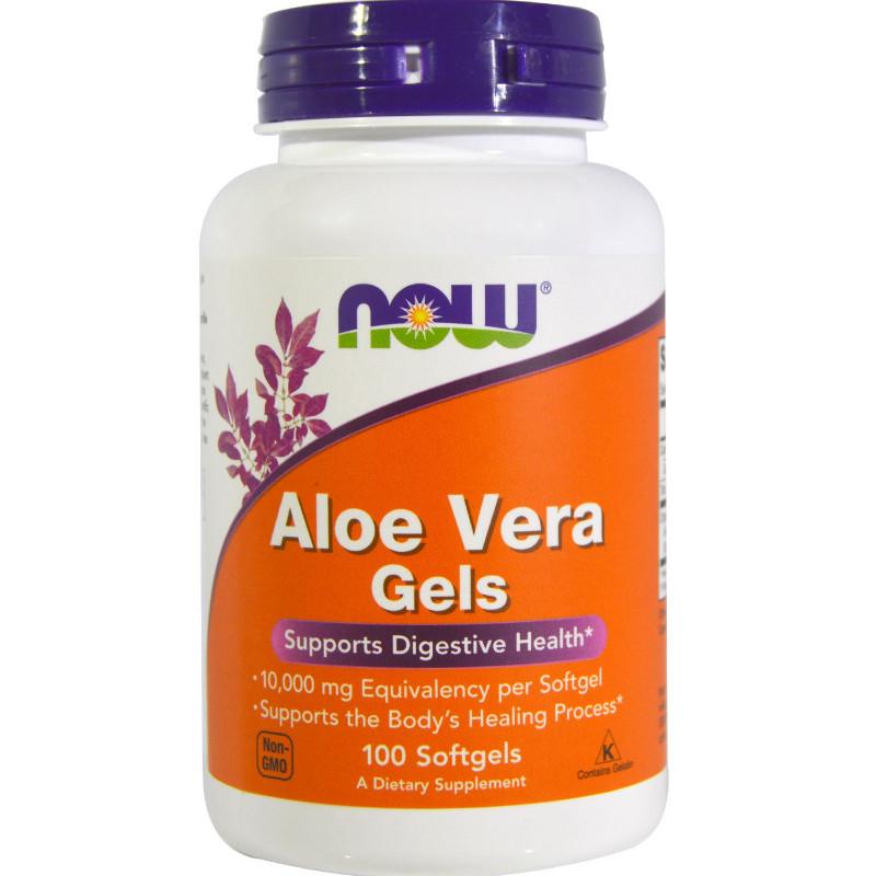 Aloe Vera 5000 мг  - 100 Дражета