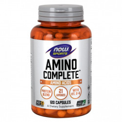 Amino Complete 850 мг - 120 Капсули
