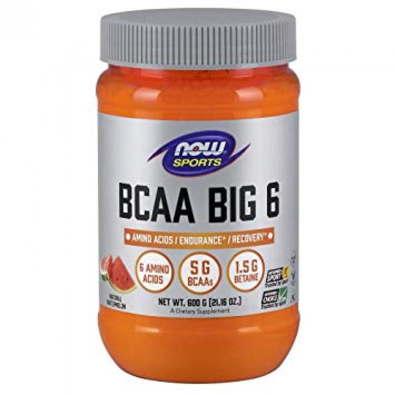 BCAA Big 6 Watermelon 600 грама