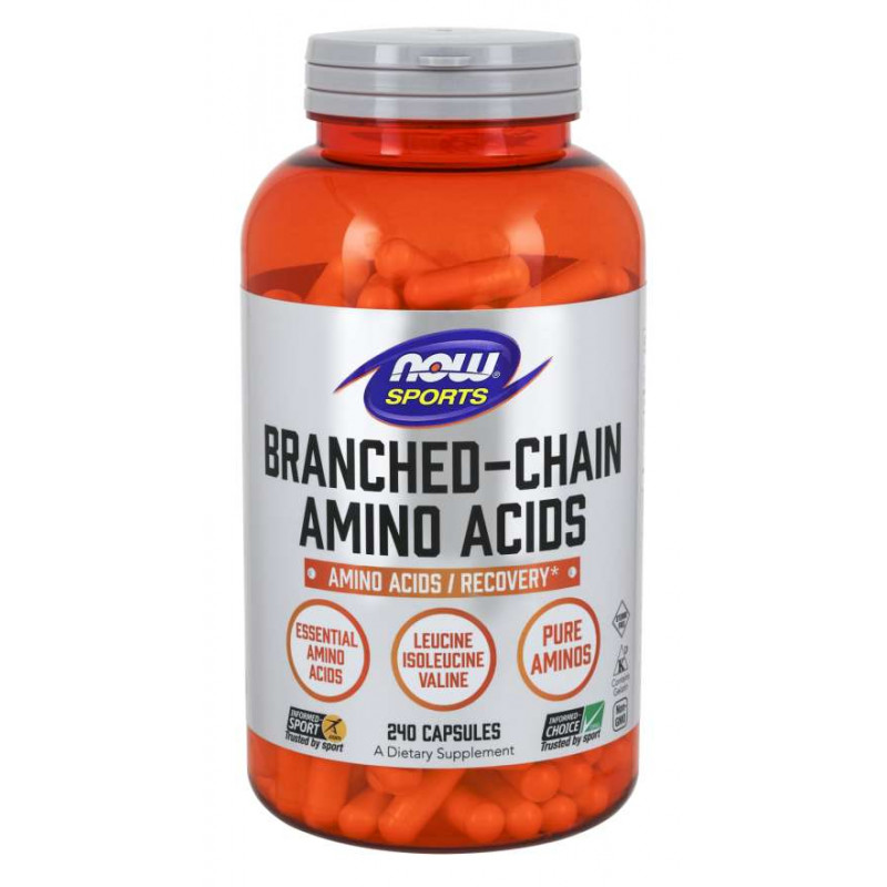Branched Chain Amino Acids 800 мг - 240 Капсули