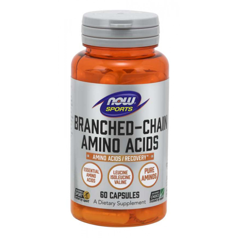 Branched Chain Amino Acids 800 мг - 60 Капсули
