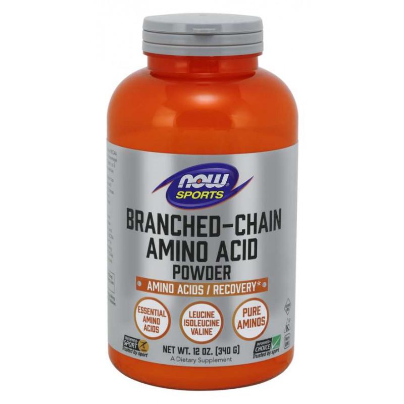Branched Chain Amino Acids Powder - 340 гр