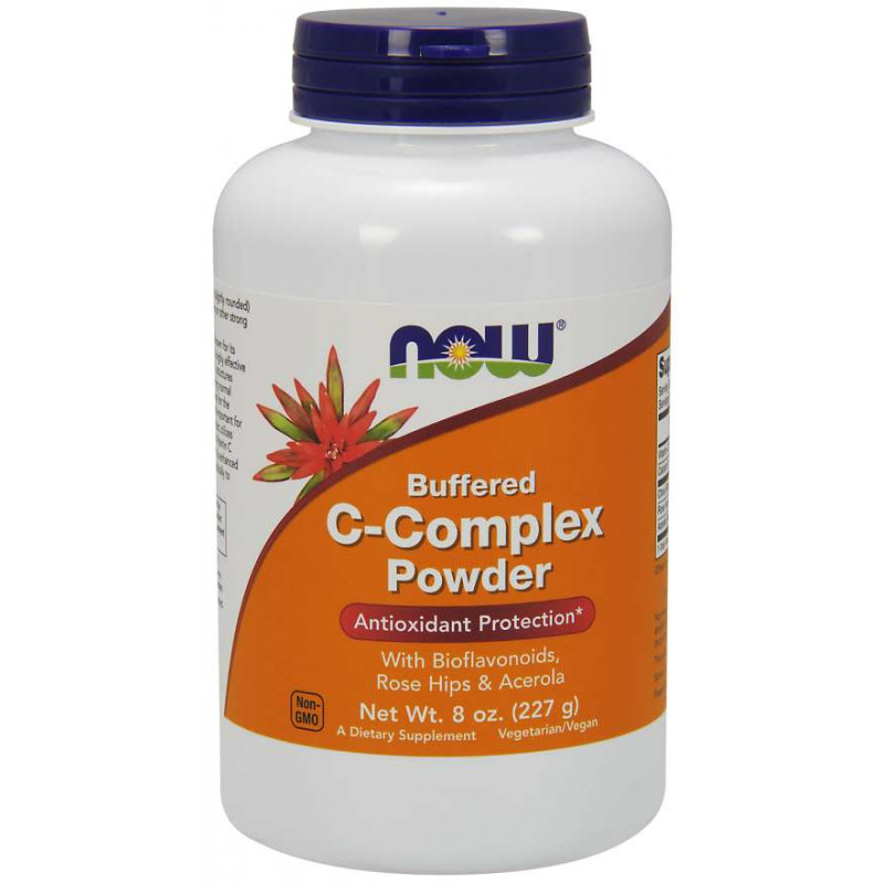 Buffered C-Complex (Буфериран Витамин C) - 227 гр