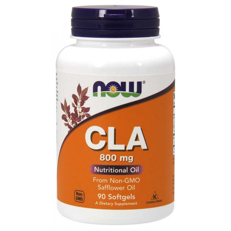 CLA 800 мг - 90 Дражета