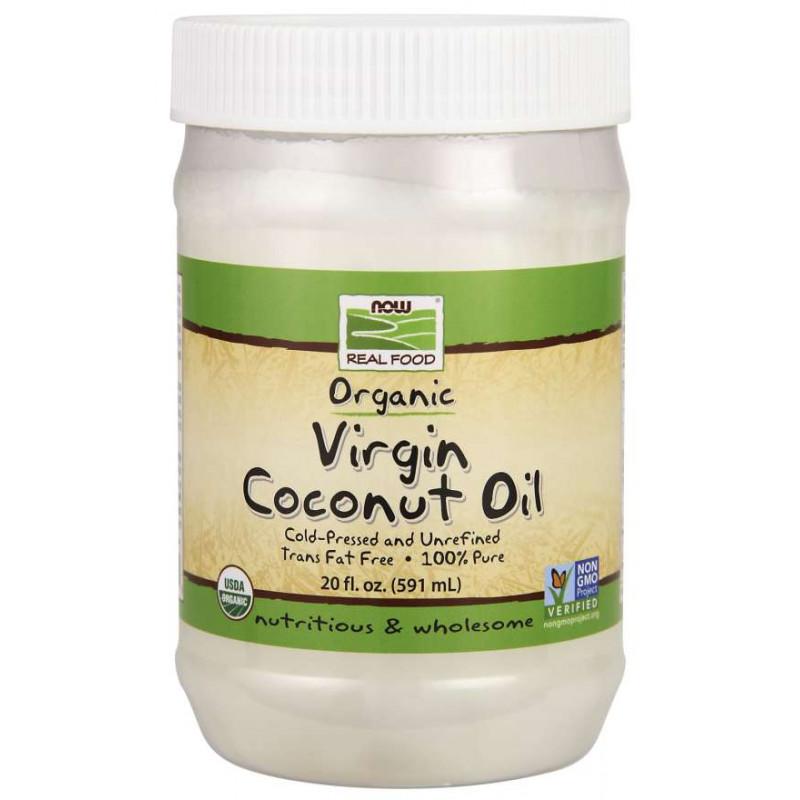 Coconut Oil - Organic Virgin - 570 гр
