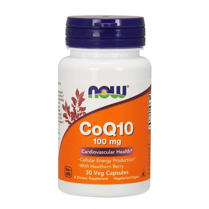 CoQ10 100 мг - 30 Капсули