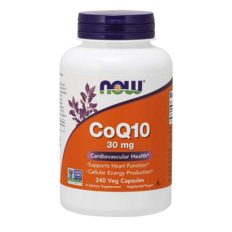 CoQ10 30 мг - 240 Капсули