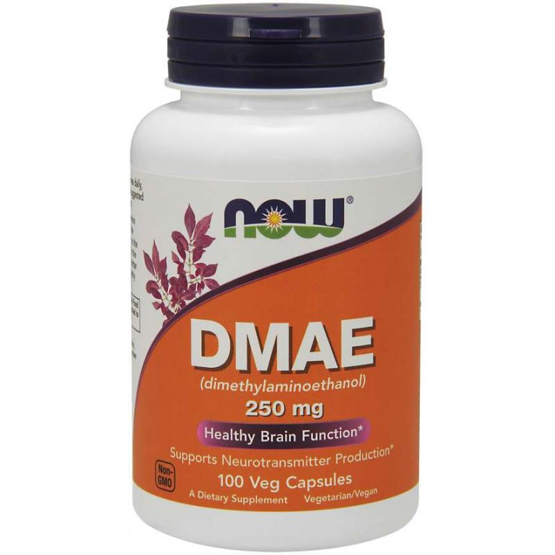 DMAE 250 мг - 100 Капсули