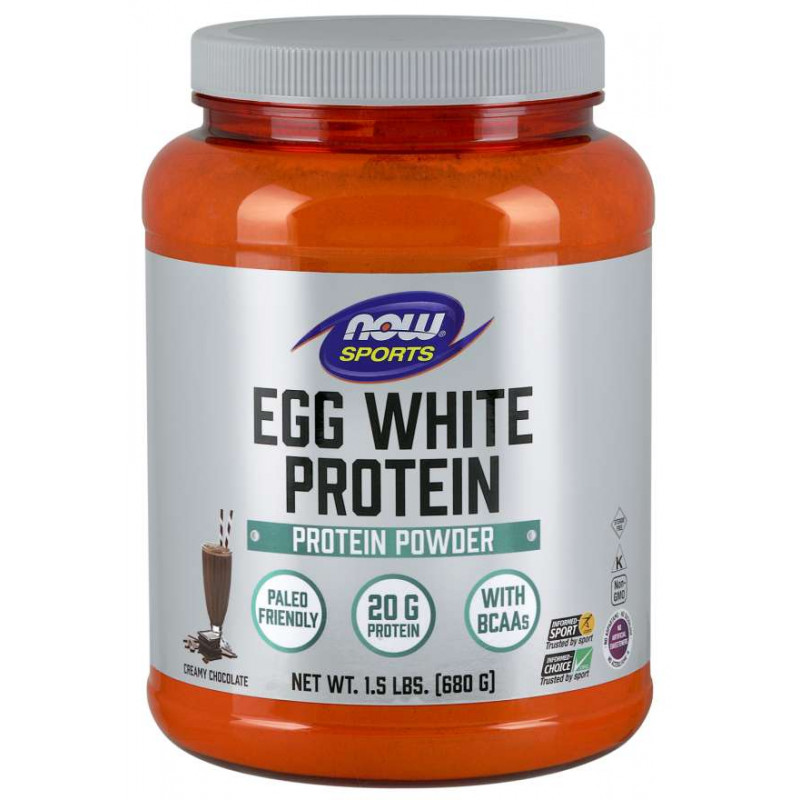 Eggwhite Protein - 680 гр