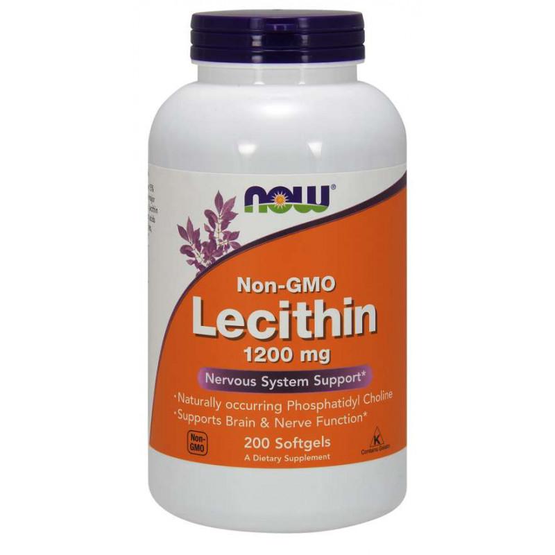 Lecithin 1200 мг - 200 Дражета