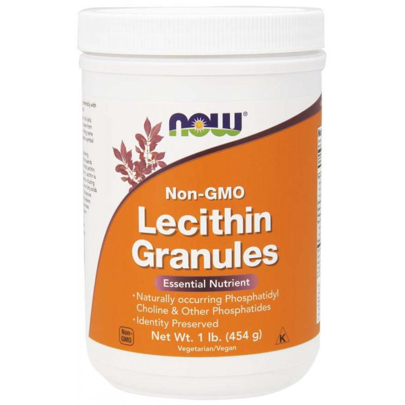 Lecithin Granules NON-GMO - 1 lb