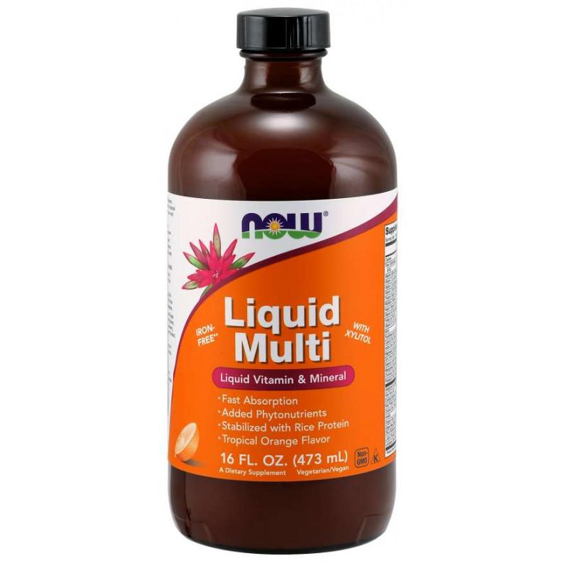 Liquid Multi - 473 мл