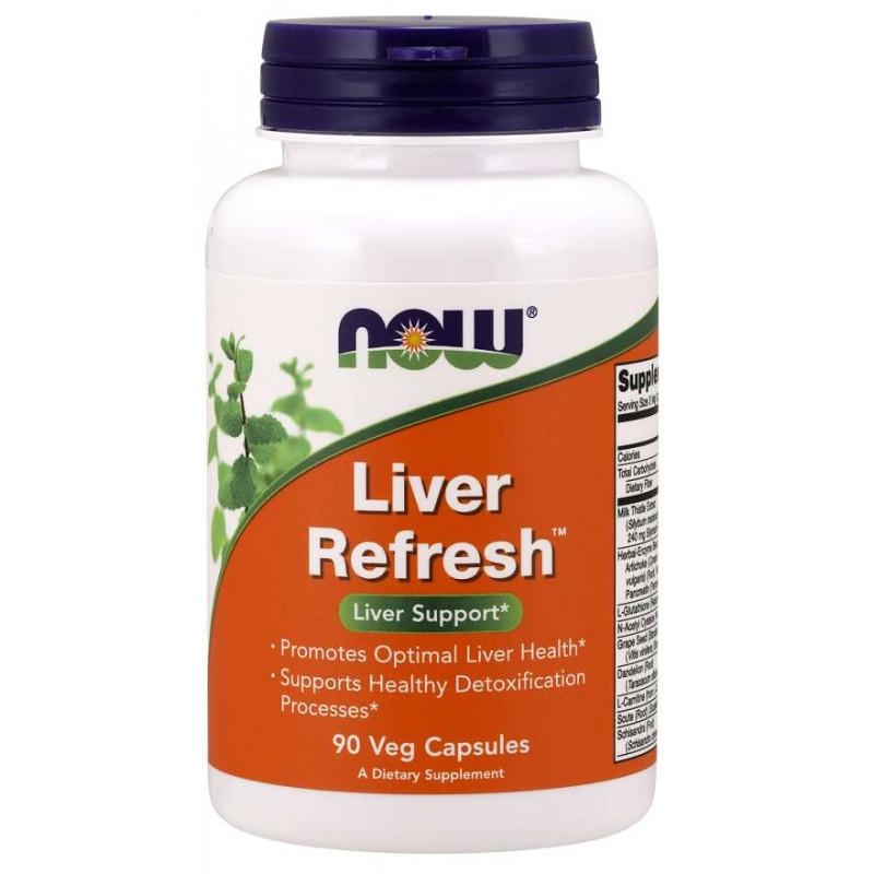 Liver Detoxifier & Regenerator - 90 Капсули