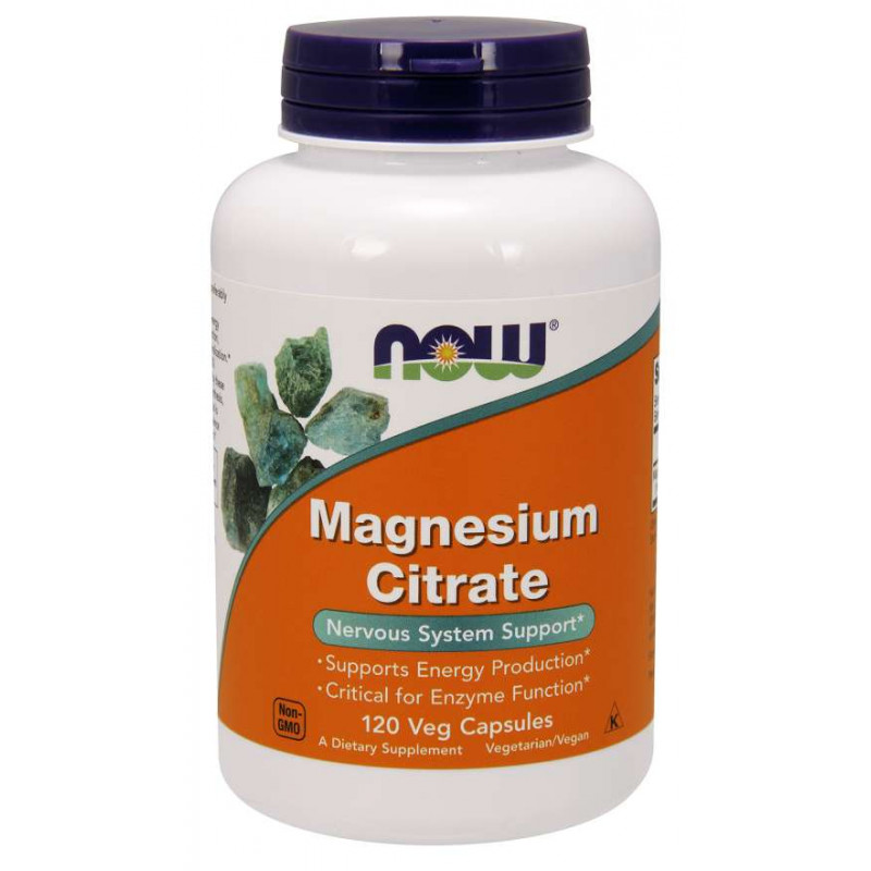Magnesium Citrate 167 мг - 120 Капсули