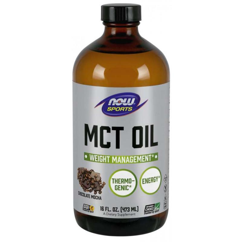 MCT OIL с вкус - 473 МЛ