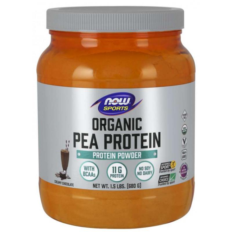 Organic Pea Protein - 1,5 lbs