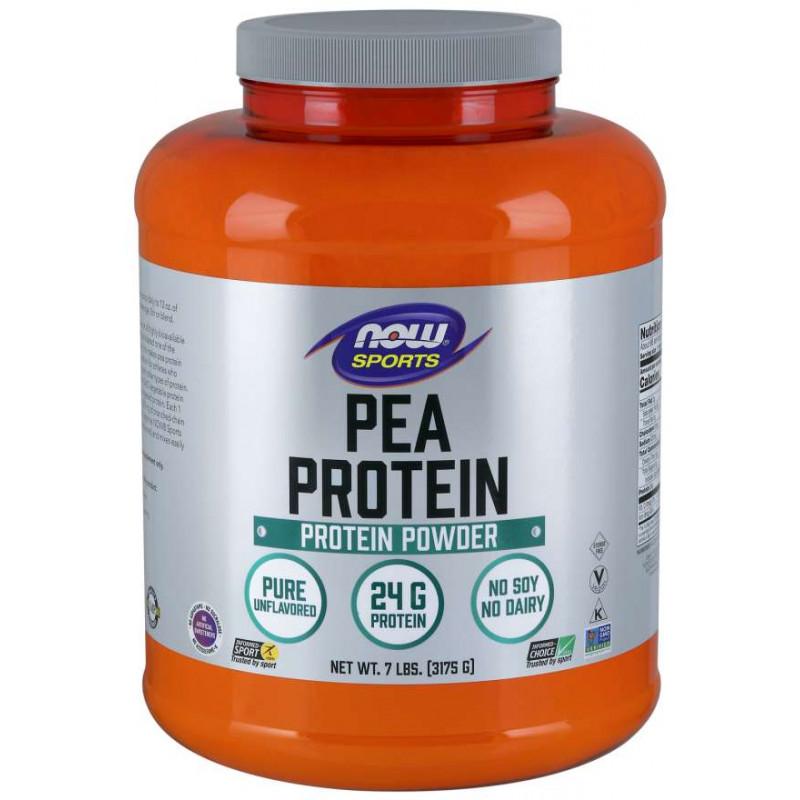 Pea Protein - 3178 гр - неовкусен