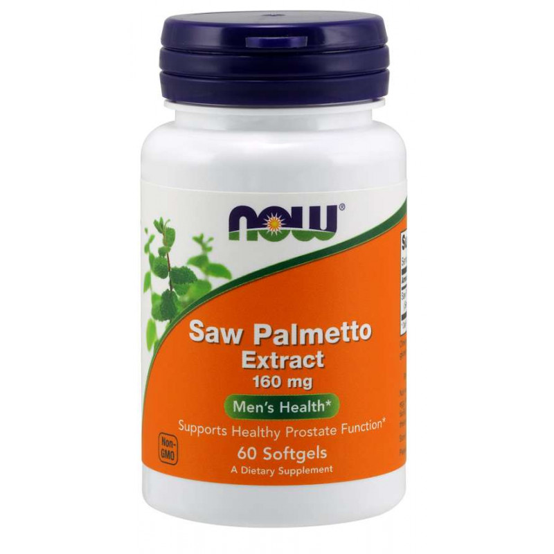 Saw Palmetto Extract 160 мг - 60 Дражета