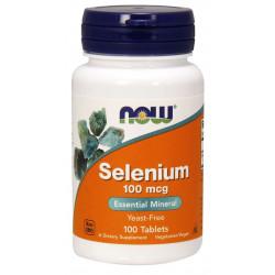 Selenium 100 мкг - 100 Таблетки