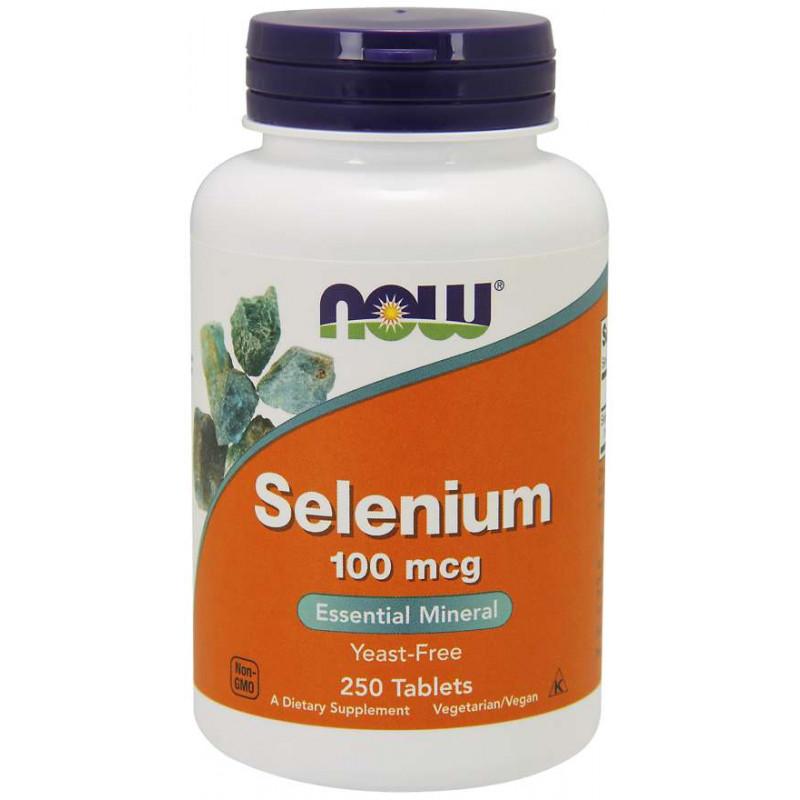 Selenium 100мк - 250 Таблетки