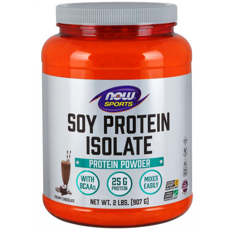 Soy Protein Isolate - 908 гр