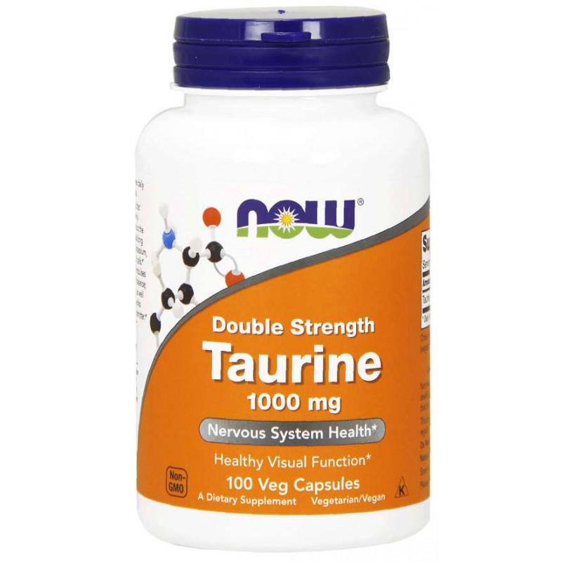 Taurine 1000 мг - 100 Капсули