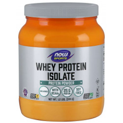 Whey Protein Isolate - 544 гр (Неовкусен)