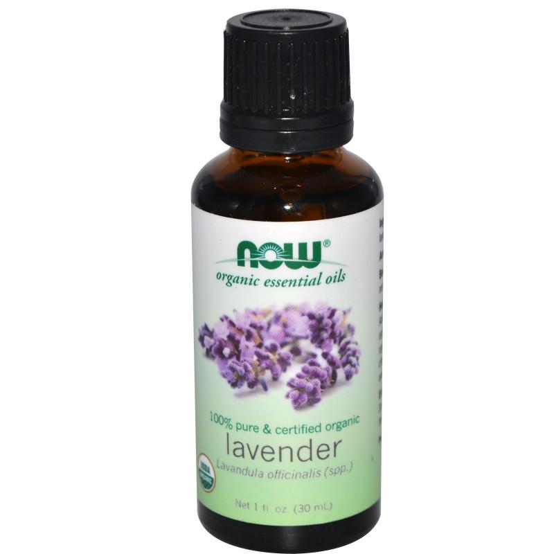 Organic Lavender Oil - (Органично масло от лавандула)
