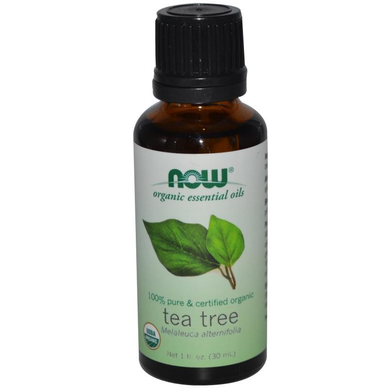 Organic Tea Tree Oil - (Органично масло от чаено дърво)