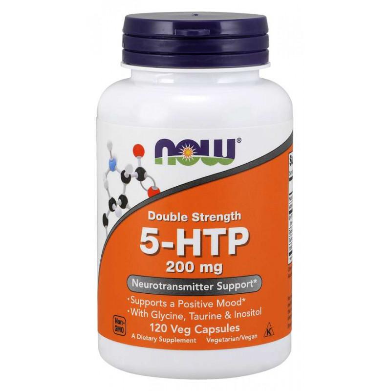 5-HTP 200 мг - 120 веган капсули