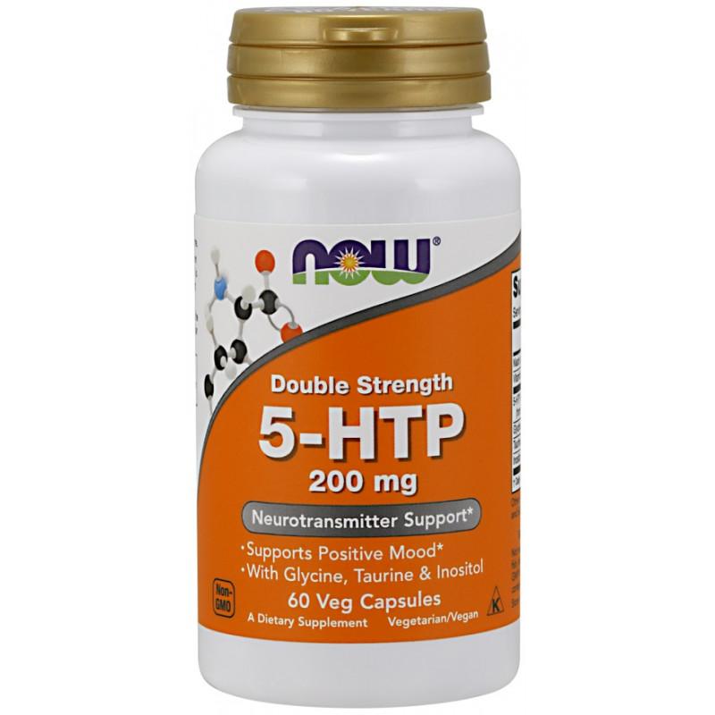 5-HTP 200 мг - 60 веган капсули