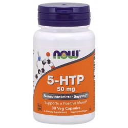 5-HTP 50 мг - 30 Капсули