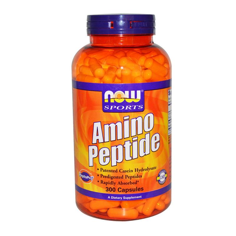Amino Peptide 400 мг - 300 Капсули