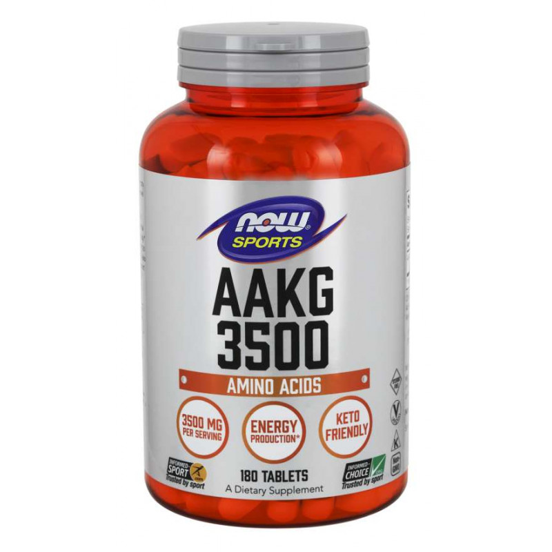 AAKG 3500 - 180 Tablets