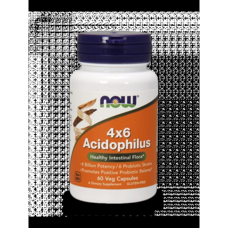 Acidophilus 4x6 - 60 Капсули