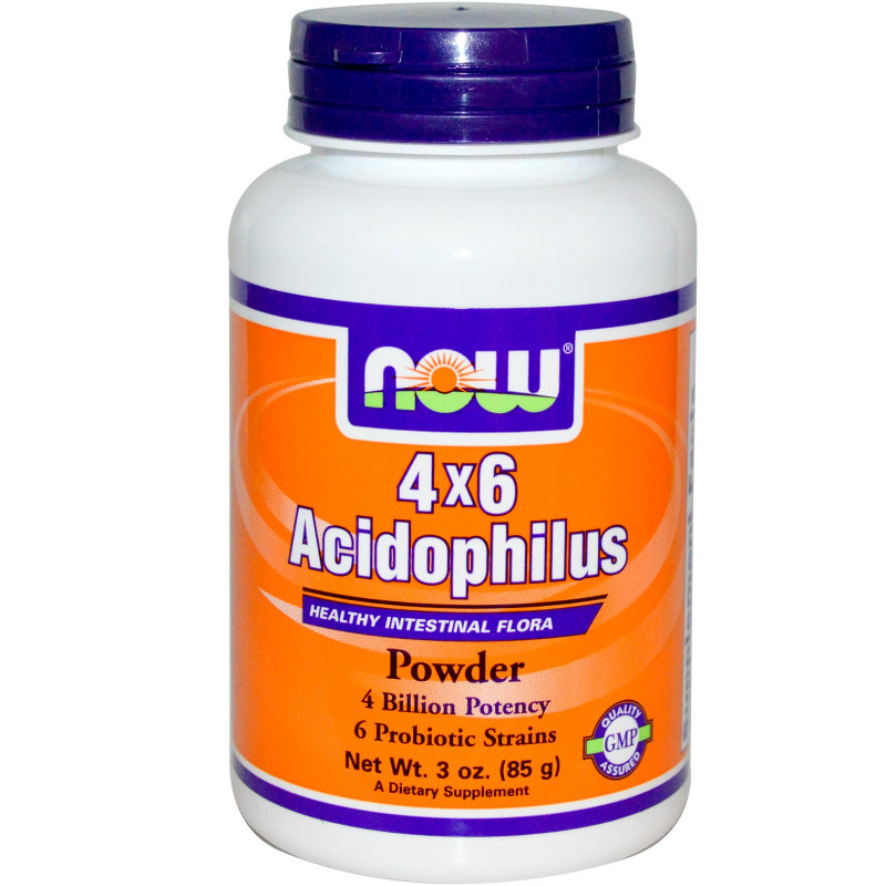 Acidophilus 4x6 Powder - 85 гр