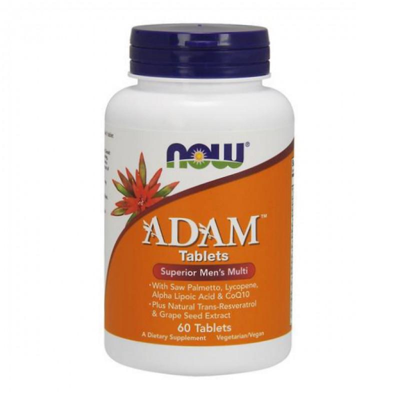 Adam Men`s Multi - 60 Таблетки