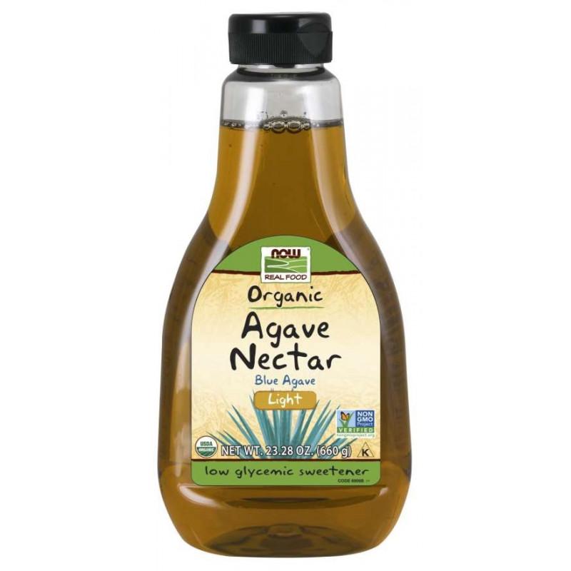 Agave Syrup Light Organic - 660 грама