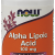 Alpha Lipoic Acid 100 мг - 60 Капсули