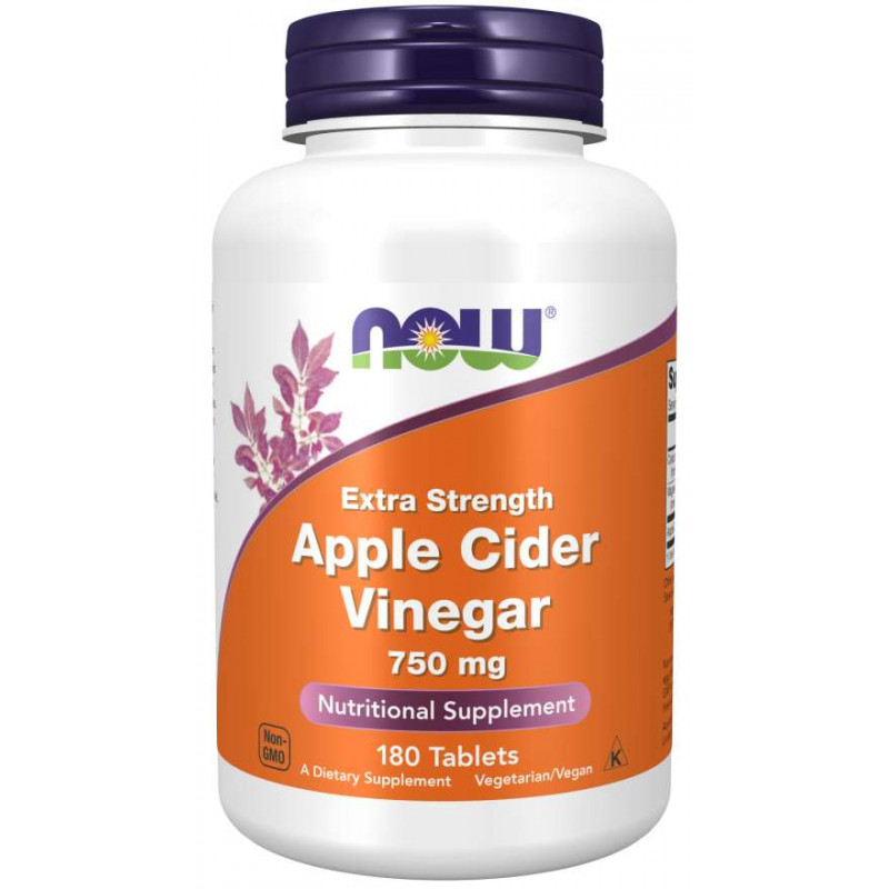 Apple Cider Vinegar 750 mg - 180 таблетки