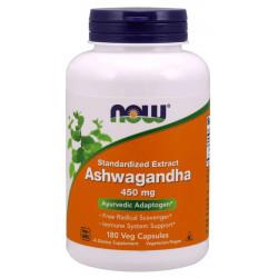 Ashwagandha Extract 450 мг - 180 Капсули