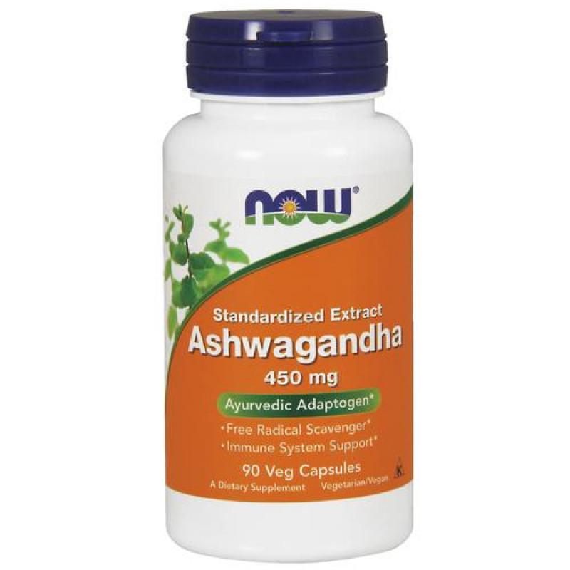 Ashwagandha Extract 450 мг - 90 Капсули