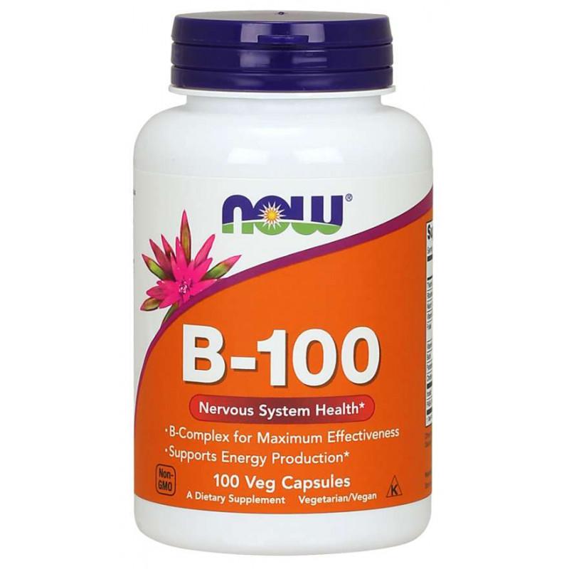 B-100 Complex - 100 Капсули