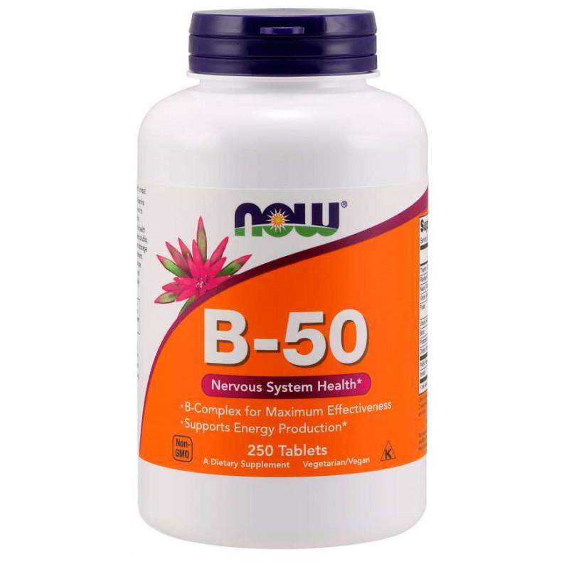 B-50 Complex - 250 Таблетки