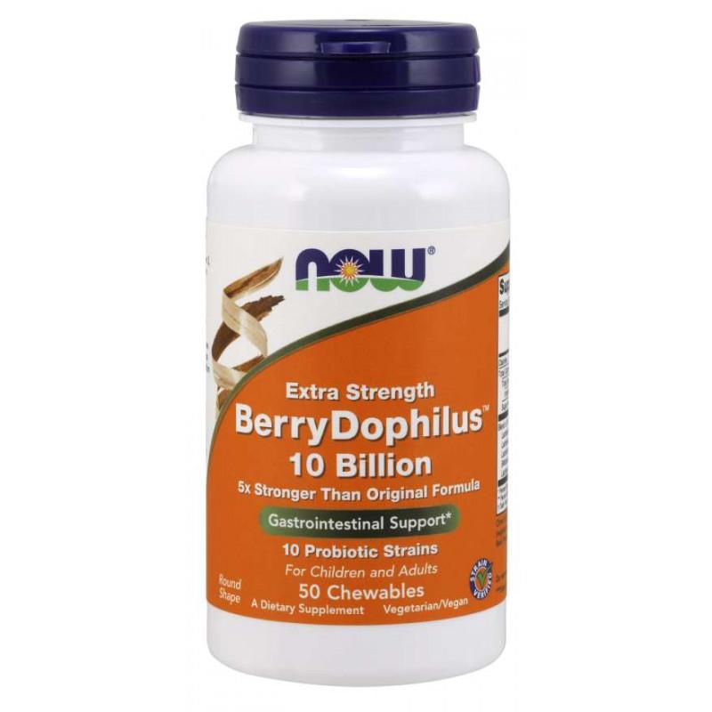 BerryDophilus - 50 таблетки за смучене