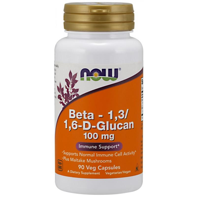 Beta 1,3/1,6- D -Glucan 100 мг - 90 капсули
