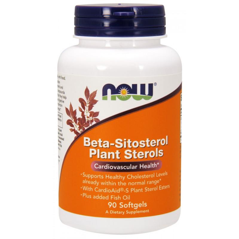 Beta-Sitosterol Plant - 90 дражета