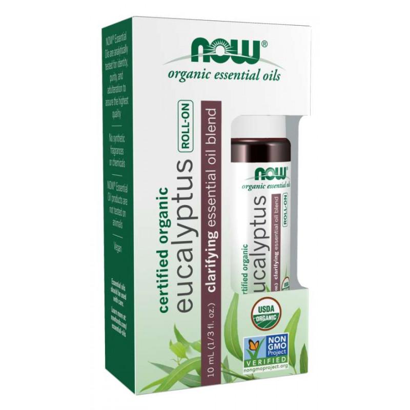 Био масло от евкалипт рол-он (roll - on organic eucalyptus) - 10 ml