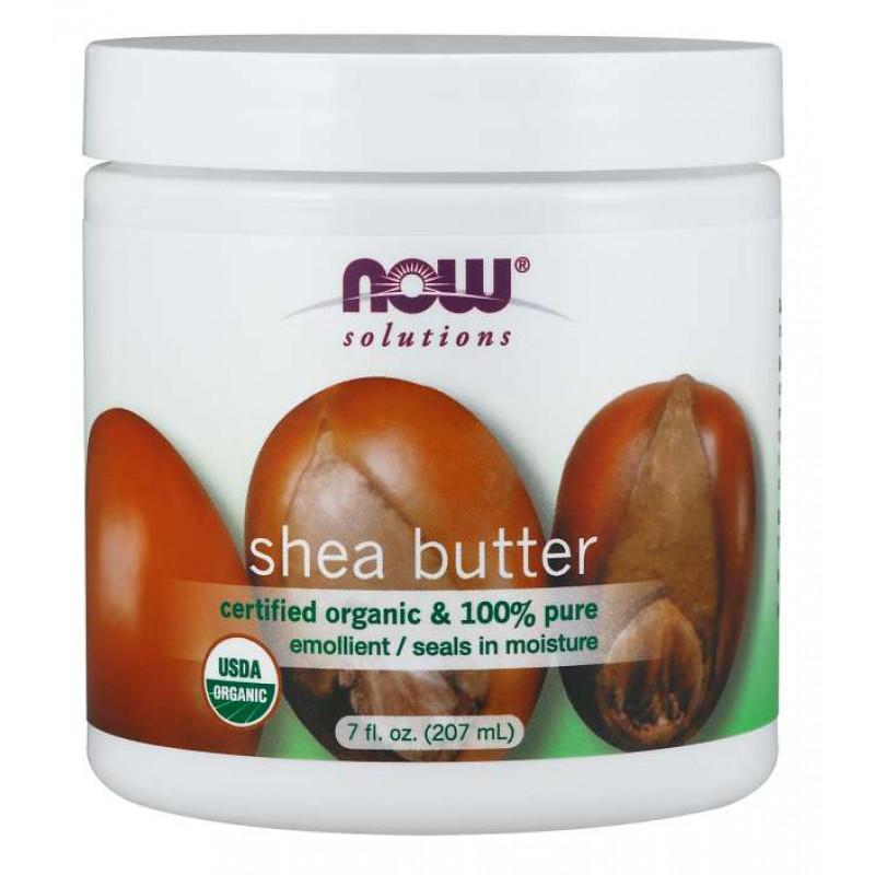 Био масло от Ший - SHEA BUTTER ORGANIC - 207 ml