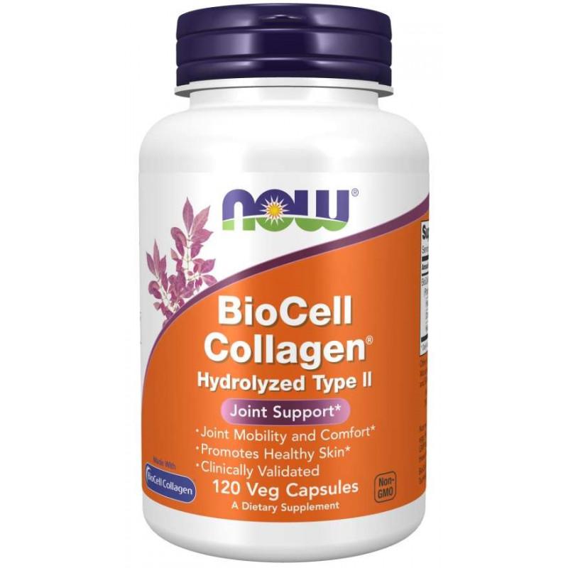 Biocell Collagen - 120 веган капсули